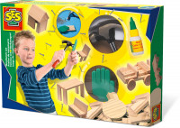 Children's Woodwork Set