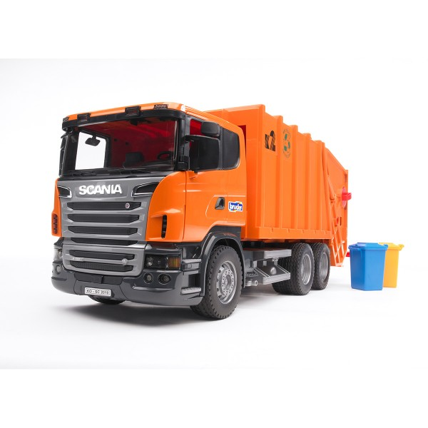 Scania R-Serie Müll-LKW